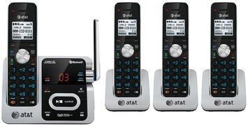 AT & T TL92371 + (1) TL90071 DECT 6.0 Bluetooth Cordless Phone w/ Extra