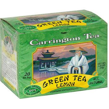 Carrington Green Lemon Tea