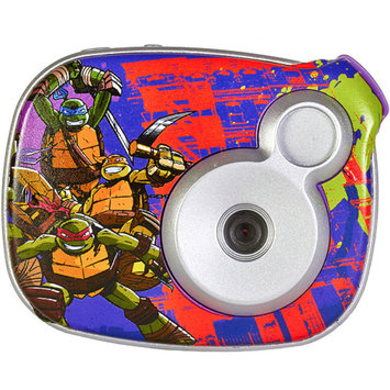 Teenage Mutant Ninja Turtles Kids' Digital Camera with 2.1 Megapixels, Several Characters Available
