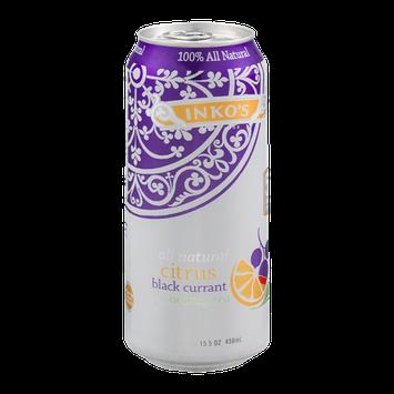 Inko's All Natural Oolong Tea Citrus Black Currant
