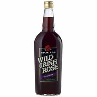 Richards Wild Irish Rose Wild Grape Wine