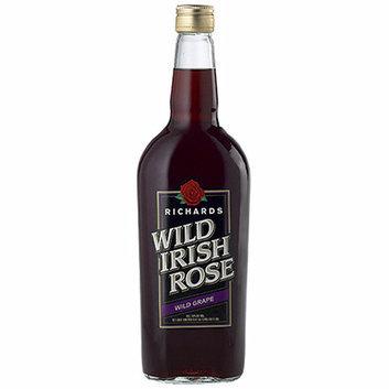 Richards Wild Irish Rose Wild Grape Wine
