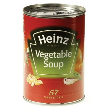 Heinz Vegetable Soup, 14.1-Ounce Can (Pack of 8)