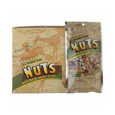 Caveman Foods All Natural Raw Nuts