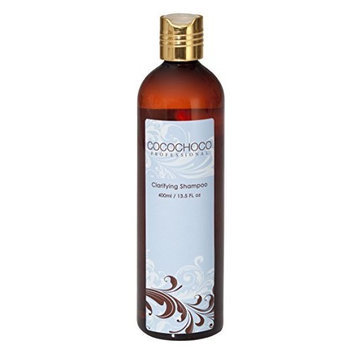 COCOCHOCO Clarifying Shampoo 13.5 Fl Oz \ 400ml - 6 Units