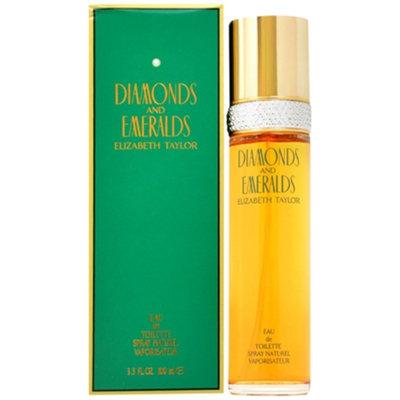Diamonds & Emeralds by Elizabeth Taylor Eau de Toilette Spray for Women