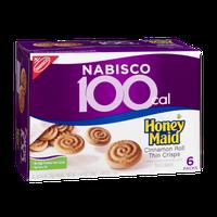 Nabisco 100 Cal Honey Maid Cinnamon Roll Thin Crisps Baked Snacks - 6 PK
