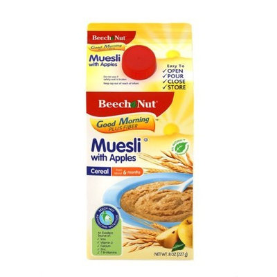 Beech-Nut® Easy Pour Good Morning Muesli with Apple