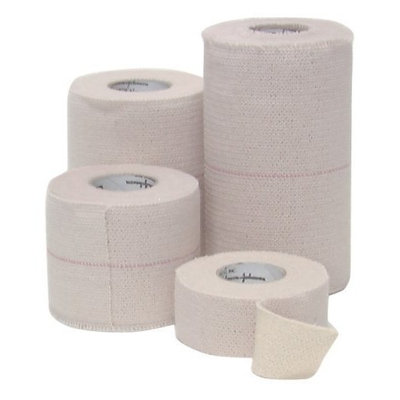 J J HEALTHCARE Johnson and Johnson First Aid Elastikon ElasticTape - 2 Inches X 2.5 yards - 6 Each