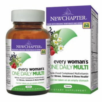 New Chapter every woman's ONE DAILY MULTI, Tablets, 96 ea