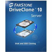 FARSTONE FarStone DCS-10-1 Drive Clone 10 Server ESD Software (PC) (Digital Code)