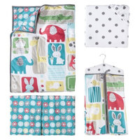Sumersault Bold Animals 10pc Crib Set