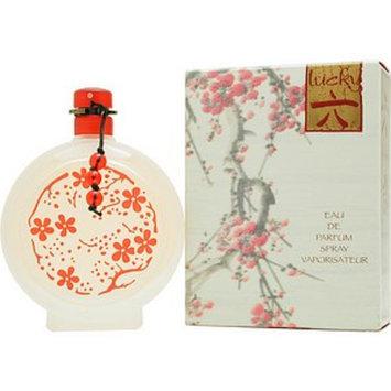 Lucky Number 6 by Lucky Brand Eau De Parfum Spray for Women