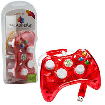 Graphic Simulations Corp. Xbox 360 - Controller - Rock Candy - Red (PDP)