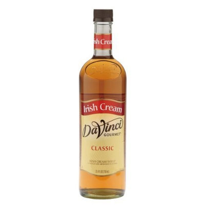 DaVinci Gourmet Classic Flavored Syrups Irish Cream 750 mL Misc.