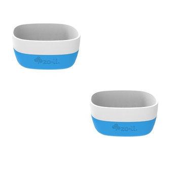 ZoLi NOSH Ceramic Bowls Set of 2 - Purple