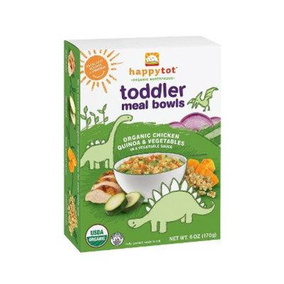 Happy Baby Happy Tot Organic Toddler Meal Bowls - Chicken, Veggie &