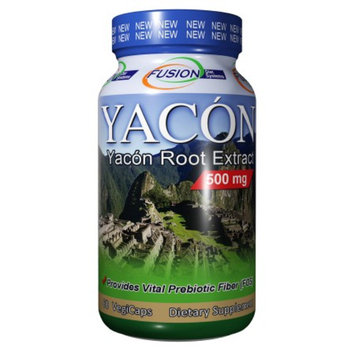 Fusion Diet Systems Yacon Root Extract, Capsules