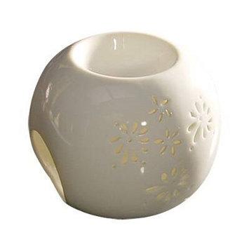 Vandue Royal Massage Tea Light Aromatherapy Oil Burner - Pumpkin