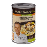 Wolfgang Puck Organic Free Range Chicken Soup