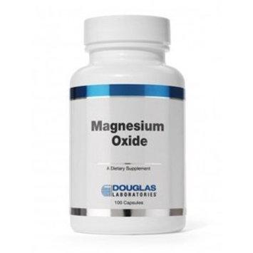 Douglas Labs Douglas Laboratories ® - Magnesium Oxide 500 mg - 100 Caps