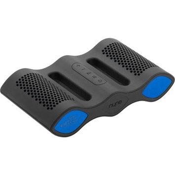 NYNE Aqua Floating Waterproof Bluetooth Speaker (Gray / Blue)