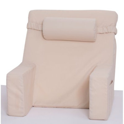 Alex Orthopedic Bed Lounger W/Cervical Roll