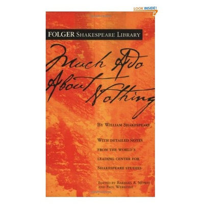 Much Ado About Nothing (Folger Shakespeare Library) (Mass Market Paperback)