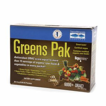 Trace Minerals Research Greens Pak