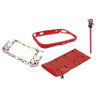 BDA Power A Super Mario Accessory Set - Multicolor (Nintendo Wii U)