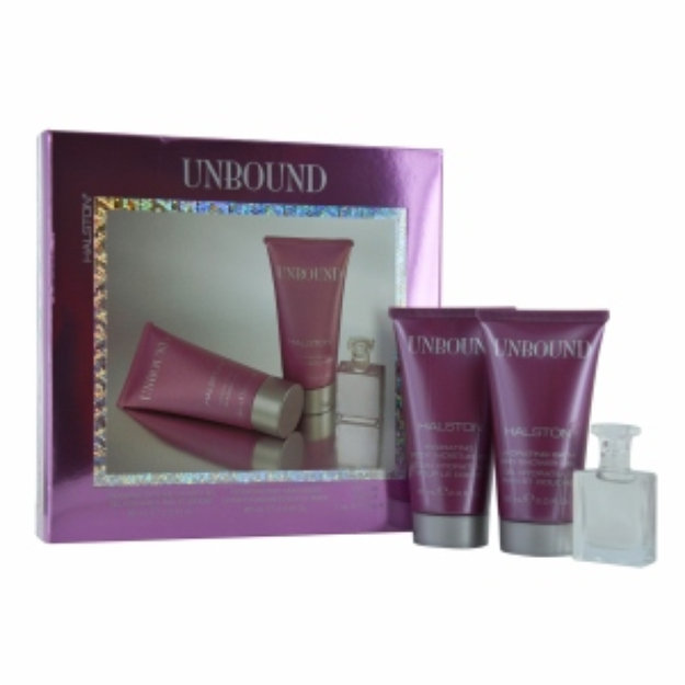 Halston Unbound Gift Set for Women, 3 Pc, 1 ea