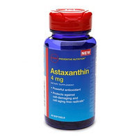 GNC Preventive Nutrition Astaxanthin 4 mg