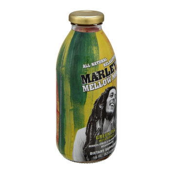 Marley's Mellow Mood All Natural Relaxation Green Iced Tea with Honey Dietary Supplement