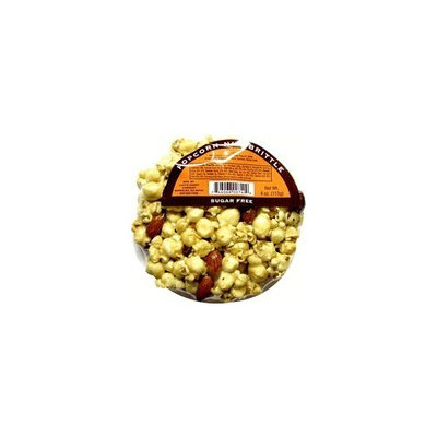 Judy's Candy Company 2 pack - Judy's Handmade Sugar Free Popcorn Brittle 4 oz