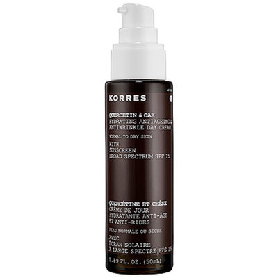 KORRES Quercetin & Oak Anti-Ageing & Anti-Wrinkle Day Cream For Normal To Dry Skin