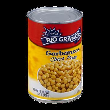 Rio Grande Foods Chick Peas Garbanzos