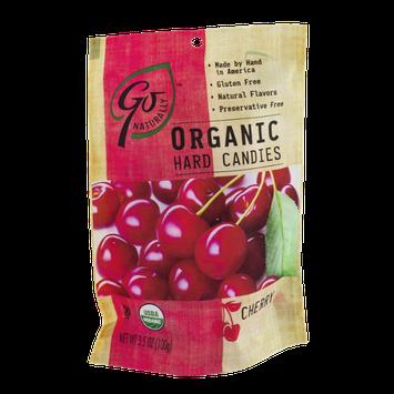 Go Naturally Organic Hard Candies Cherry