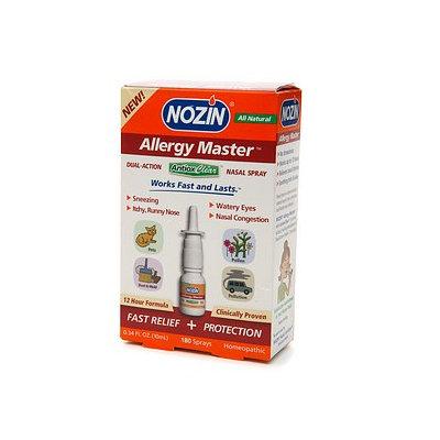 Nozin Allergy Master Dual-Action Nasal Spray