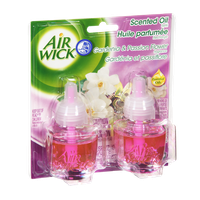 Air Wick Gardenia & Passion Flower Scented Oil Refill - 2 CT