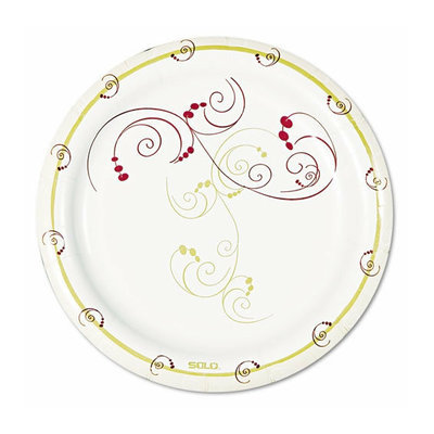 Solo Cups Company Symphony Paper Dinnerware