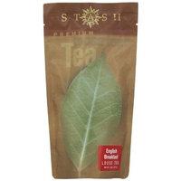 Stash Tea Company Stash Tea English Breakfast Loose Leaf Tea, 3.5 Ounce Pouch
