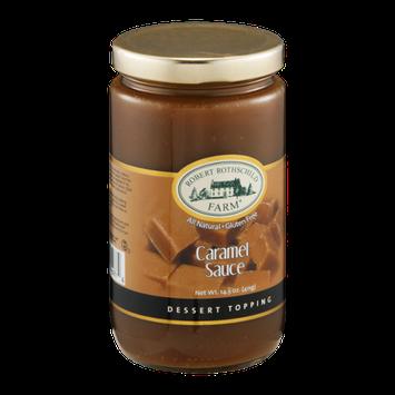 Robert Rothschild Farm Caramel Sauce Dessert Topping Gluten Free