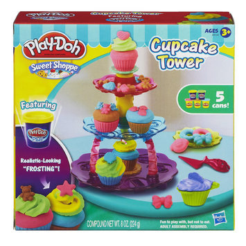 Hasbro Play-Doh Sweet Shoppe Cupcake Tower