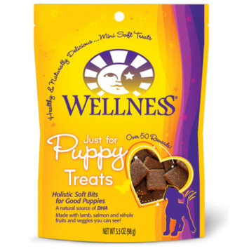WellnessA Just for Puppy Mini Soft Treats