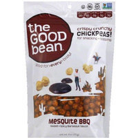 The Good Bean Mesquite BBQ Chickpeas, 6 oz, (Pack of 6)