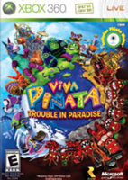 Rare Viva Pinata: Trouble in Paradise