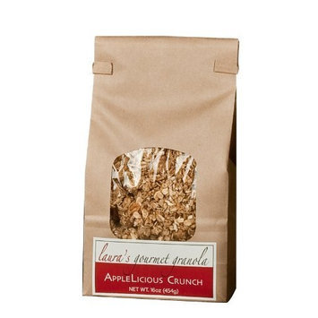 Laura's Gourmet Granola AppleLicious, 16-Ounce Packages (Pack of 3)