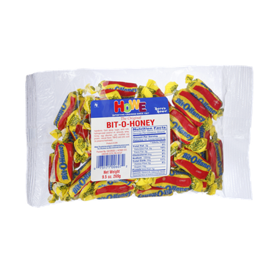 Howe Bit-O-Honey Candy