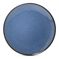 Threshold Belmont Dinner Plate Set of 4 - Blue