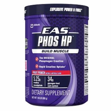 EAS Phos HP Creatine Powder, Fruit Punch, 1.45 lbs